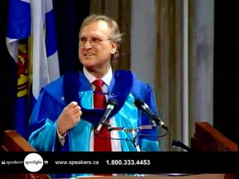 Stephen Lewis - Celebrated Humanitarian and Former UN Special Envoy for HIV/AIDS in Africa