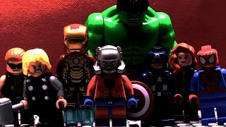 Lego Avengers - Ashes of War (PART 1/2)
