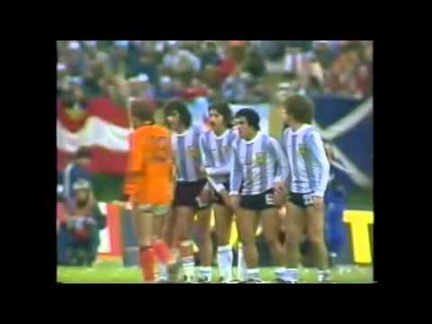 Argentina - Netherlands WC 1978 Final full match