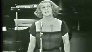 "BETTE DAVIS SINGS ""HUSH, HUSH SWEET CHARLOTTE"" on ""I"
