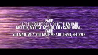 download lagu Imagine Dragons-believerlyrics gratis