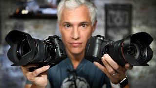 Nikon Z7 Image Quality vs D850, Canon EOS R, Sony a7R III: BANDING IS REAL!