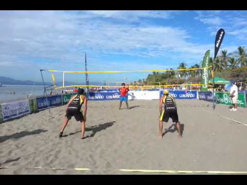 Beach Volley Costa Rica 2013