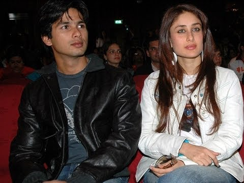 Kareena Kapoor's Green Signal To Ex-boyfriend Shahid Kapoor? video