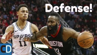 How The Spurs Defend The Pick & Roll Part 2