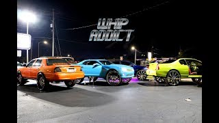 WhipAddict: Orlando Classic 2018: Day 1, Friday Night Action, Custom Cars, Big Rims