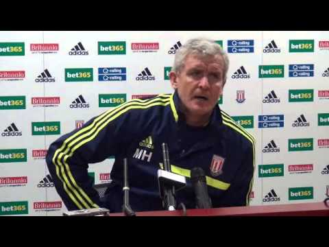 Mark Hughes Pre Match Press Conference: Leicester City