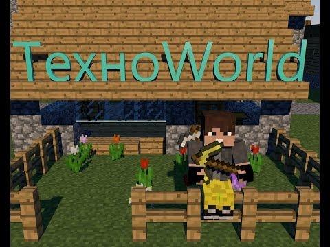 TехноWorld-#14 (Мастерство,Таум-монтировка ,Бережливый маг)