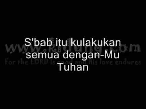 Ku Tak Akan Menyerah - Jeffry Tjandra - Lagu Rohani Kristen video