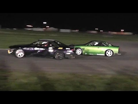 Traction Optional: Part 1 - Drifting At Midnight Madness