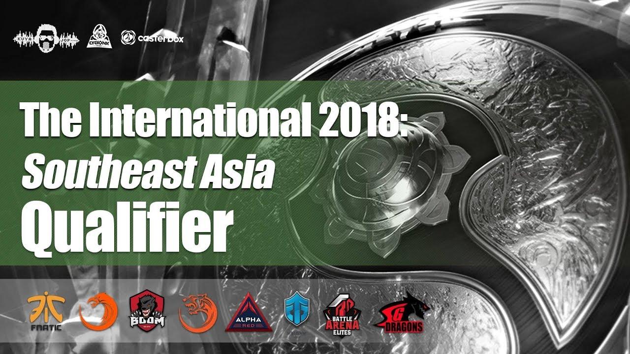 [DOTA 2 LIVE PH]TNC Pro Team VS BOOM ID  |Bo1| The International 2018 - Regional Qualifiers