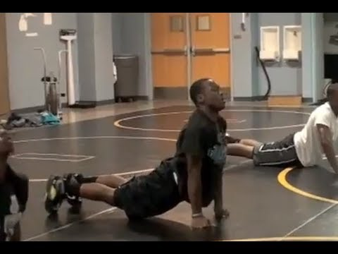 Wrestling Strength Training Image 1