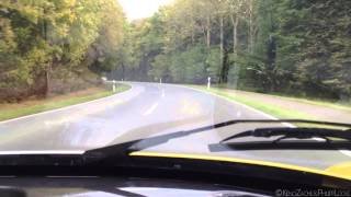 Edo Competition Enzo ZXX (ZR Exotics) - Onboard, LOUD acceleration - 1080p HD