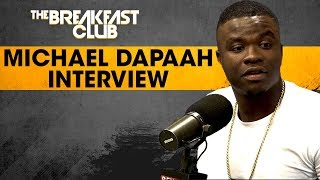 Michael Dapaah Tells The Story Of Big Shaq, Responds To Shaquille O'Neal