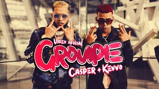 Download lagu Casper Magico x Kevvo - Groupie (Video Oficial)