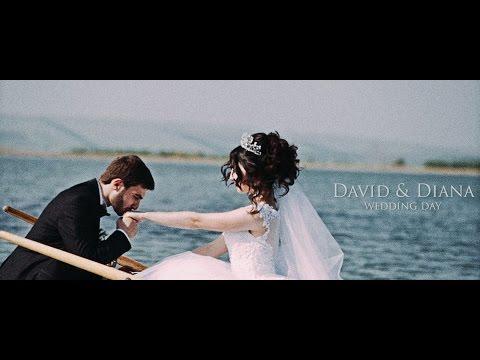 Сказочная свадьба Давида и Дианы