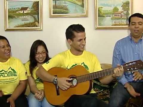 Missão Calebe Africa 2012 : Tribuna Notícias 2ª Edição TV Tribuna (SBT) 7 Agosto 2012