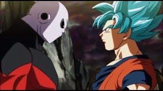 Goku Super Saiyan Blue VS Jiren [Dragon Ball Super Episode 109 - 1 hour special]