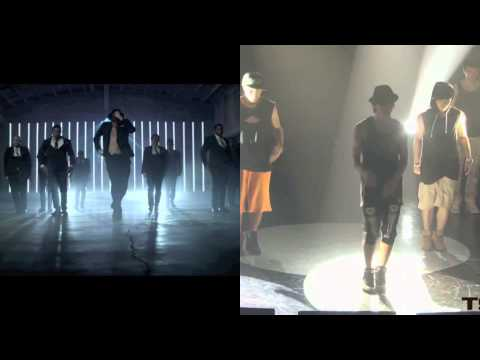 Chris Brown & Moon JongUp - Turn Up The Music Dance Compilation...