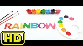 Learn Colors with Mad Mattr Colors Name Play Doh Nursery Rhymes Song For Kids