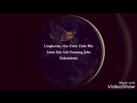 Fals vs Jabo Lingkaran aku cinta padamu, video creative Siskafals83.