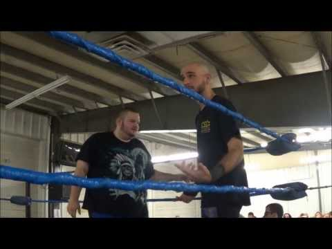 #moneyteam vs Pain and Gain - UWA Milton, WV 11/23/2013