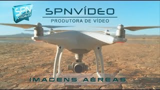 Inspe��es a�reas por Voo com drone
