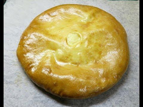 Как сделать тесто к осетинским пирогам 48