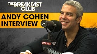 Andy Cohen Talks Housewives, His New Show 'Love Connection' & More