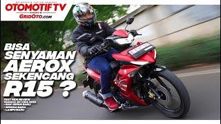 Yamaha MX King 2019, Merasakan Efek Facelift-nya l Test Ride Review l GridOto