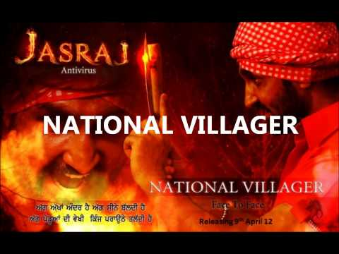 Honey Singh Bhappa Vs Jassi Jasraj Jatt National Villager Full Song Hd