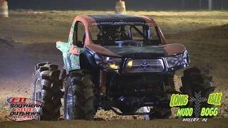 2018 Long Isle Mud Bog | SMO Mega Trucks | Obstacle Course Race #4