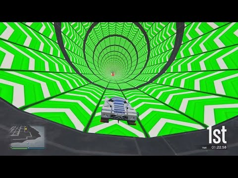 NEW CUSTOM STUNTING RACES! - GTA 5 Funny Moments #607