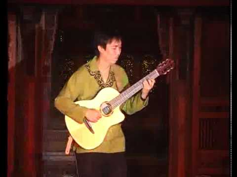 Jubing , fingerstyle guitar -