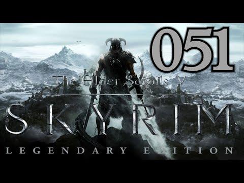Let's Play Skyrim - Legendary Edition [German][Blind][#51] Der Weg der Stimme!