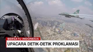 "Keren! Ini Dia Atraksi ""Flypass"" TNI AU di HUT RI Ke-74"