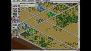 SimCity 2000 Walkthrough: Medium Level Part 2 of 2. [HD]