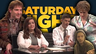 Paranormal Occurrence: Saturday Night Live | Kate McKinnon Liev Schreiber(SNL REACTION)