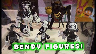 Bendy and the Ink Machine Series 3 Action Figures!! PHAT MOJO