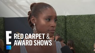 Issa Rae Shares Advice For Young Ambitious Women at 2018 Emmys | E! Red Carpet & Live Events