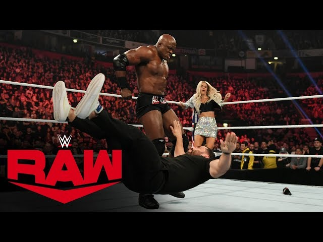Lana claims she is pregnant with Rusev's baby: Raw, Nov. 11, 2019 thumbnail