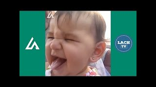 Baby Eating Funny #2 - Grappige Baby Filmpjes Compilation 2018