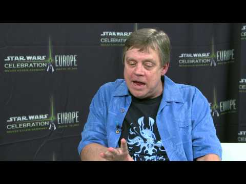 Star Wars Celebration Europe -- Words with Warwick: Mark Hamill