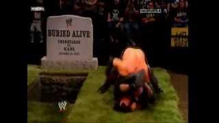 The Undertaker vs Kane Bragging Right 2010