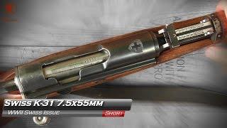 Swiss K31 7.5x55mm