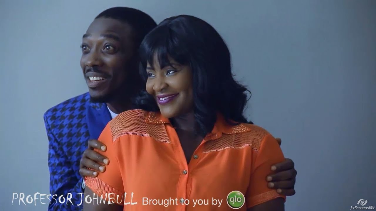 Episode 10 of Professor John Bull (Beautiful Girls)