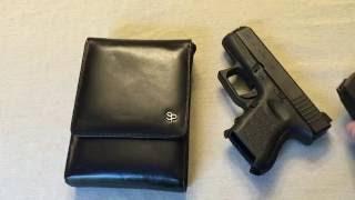 GUN HOLSTER REVIEW; SNEAKY PETE