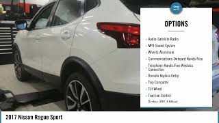 2017 Nissan Rogue Sport  Used M8973A
