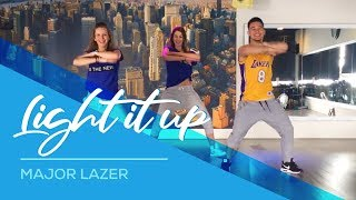 Baixar - Light It Up Major Lazer Easy Dance Fitness Choreography Grátis