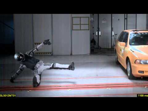 ADAC Crash Test: Motorcycle protection systems